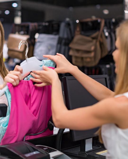 retail sales leasing