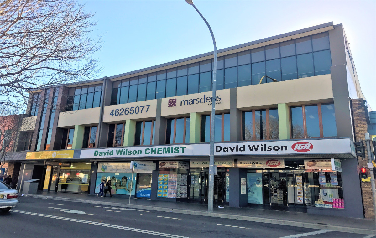1/241 Queen Street, Campbelltown NSW 2560