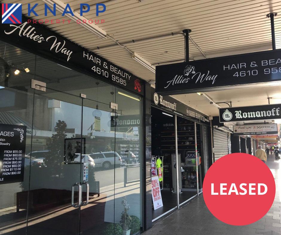 Shop B, 215 Queen Street, Campbelltown NSW 2560