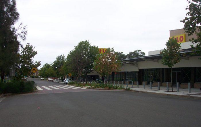 Berkeley Shopping Centre